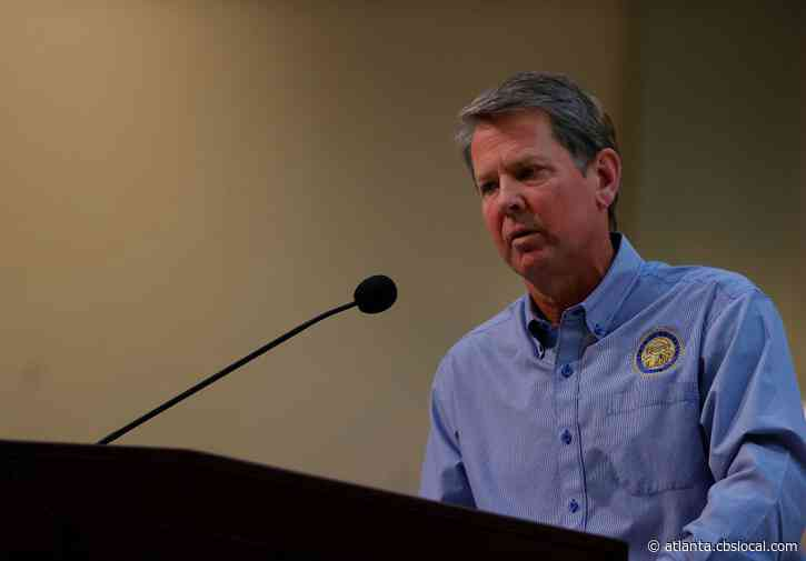Kemp Rolls Back COVID Restrictions