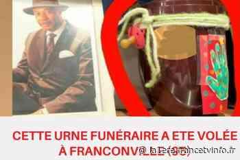 Franconville : un Guadeloupéen se fait dérober l'urne funéraire de son père - Outre-mer la 1ère - Outre-mer la 1ère