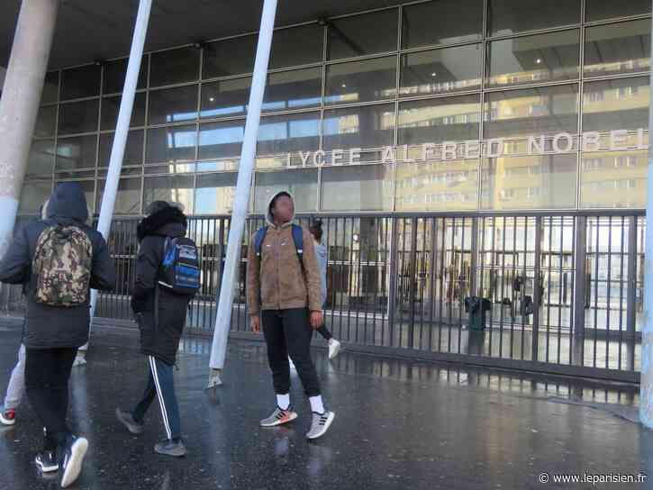 Rixe devant un lycée de Clichy-sous-Bois : trois adolescents mis en examen - Le Parisien