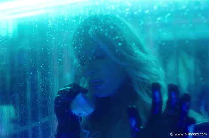 Anabel Englund & MK's 'Underwater' Cruises to No. 1 on Dance/Mix Show Airplay Chart