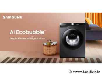 Samsung powers remote laundry care with connected washing machine - IANS