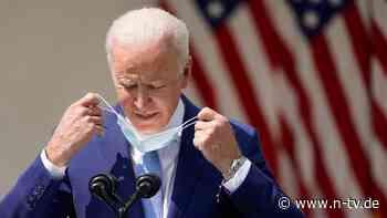 """Schusswaffengewalt in Amerika: So will Biden US-""""Seuche"""" stoppen"""