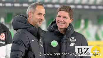 VfL: Glasners Vorfreude beschränkt sich auf Frankfurt