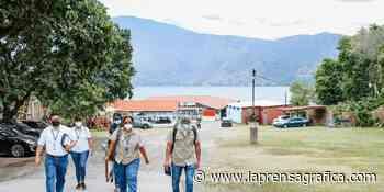 Restaurantes en Lago de Coatepeque funcionan sin permisos de Medio Ambiente - La Prensa Grafica
