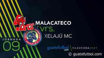 FIN | Pálido empate en Coatepeque – Guatefutbol.com - Guatefutbol.com