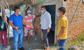 Concejales se trasladaron hasta Nueva Frontera, corregimiento de Puebloviejo para ayudar a 'El Turpial del Magdalena' - Opinion Caribe