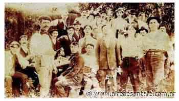A 136 años del nacimiento de Néstor Casabianca, uno de los fundadores de Unión - Aire de Santa Fe
