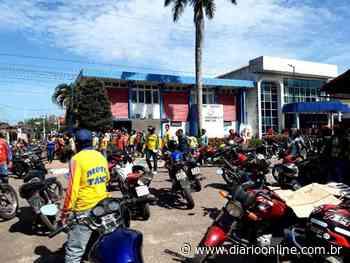 Mototaxistas protestam contra a Prefeitura de Abaetetuba   Notícias Pará - DOL - Diário Online