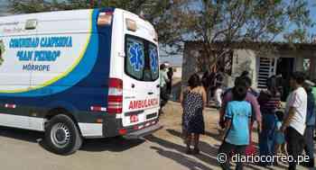 Obrero de 45 años en Lambayeque se electrocuta en poste de alta tensión y sobrevive (VIDEO) - Diario Correo