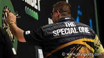 De Sousa dazzles with nine-dart delight, Wade beats MvG