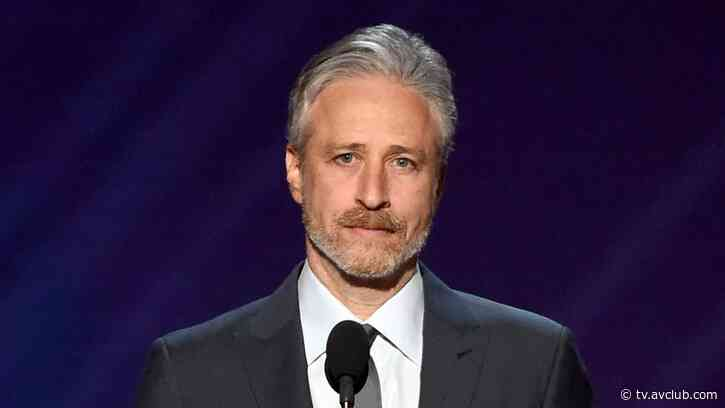 Jon Stewart to explore The Problem With Jon Stewart on Apple this fall - The A.V. Club