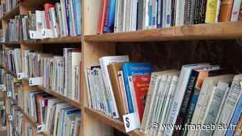 Une nouvelle histoire à écrire à Vitrolles : la ville cherche un libraire - France Bleu