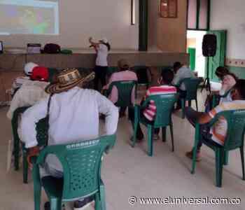 Agencia de tierras inicia deslinde de 10.500 hectáreas en San Benito Abad - El Universal - Colombia