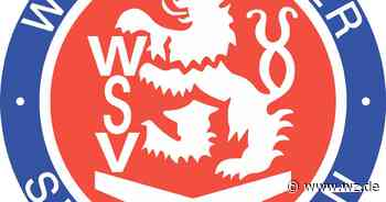 WSV-Spiel gegen Wegberg am Mittwoch ist stark gefährdet - Westdeutsche Zeitung
