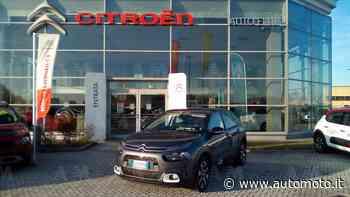Vendo Citroen C4 Cactus BlueHDi 100 S&S Shine usata a Porto Mantovano, Mantova (codice 8894471) - Automoto.it