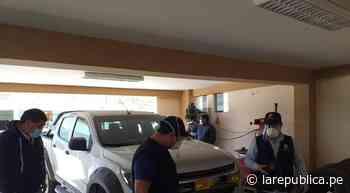 Moquegua: Fiscalía interviene municipio de Torata por presunta compra irregular | Ministerio Público | LRSD - LaRepública.pe