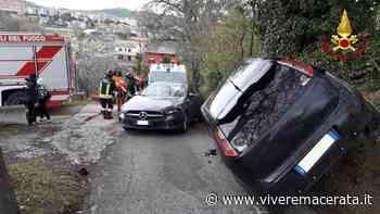 Incidente tra due auto a Tolentino - Vivere Macerata