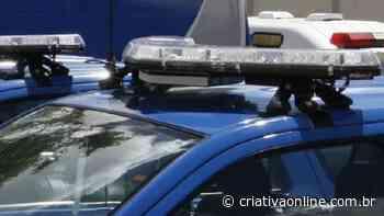 Polícia prende suspeito com arma de fogo em Santo Antonio de Jesus - Criativa On Line