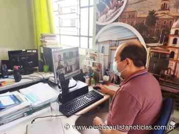 Pirapora participa de reunião para retomada do projeto Roteiro dos Bandeirantes - Portal Oeste Paulista
