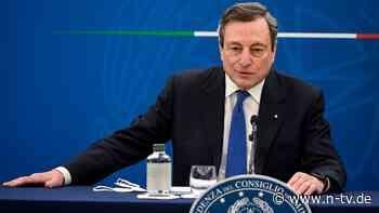 """""""SofaGate"""" zieht Kreise: Draghi nennt Erdogan """"Diktator"""""""