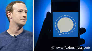 Mark Zuckerberg caught using Signal secure chat app, main competitor of Facebook-owned WhatsApp: report - Fox Business