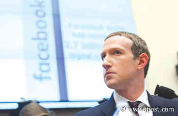 Mark Zuckerberg's cellphone number leaked in Facebook hack - The Jerusalem Post
