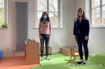Kinderkrippe in der umgebauten Alten Schule in Untergruppenbach geht in Betrieb - STIMME.de - Heilbronner Stimme
