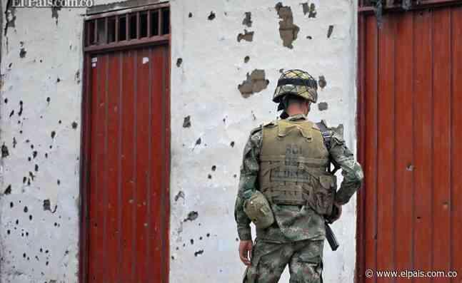 Tres policías heridos en Caloto, Cauca, tras hostigamiento en zona rural - El País
