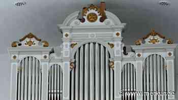 Orgel eingeweiht: Das sanierte Flaggschiff des Pfarrverbands Fahrenzhausen-Haimhausen - Merkur Online