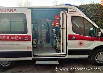 Incidente tra auto a San Vittore Olona, tre persone coinvolte - LegnanoNews