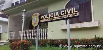 Suspeito que fugiu pela janela de delegacia em Mimoso do Sul se entrega - A Gazeta ES