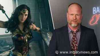 Joss Whedon reportedly clashed with Gal Gadot on 'Justice League' - India TV News