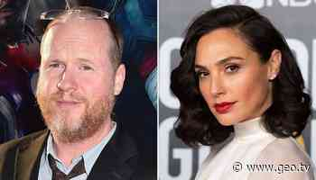 Joss Whedon threatened to torpedo Gal Gadots career after a vicious clash - Geo News