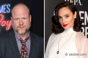 """Gal Gadot's Career Reportedly """"Threatened"""" By 'Justice League' Director Joss Whedon During Tense Shoot - Decider"""