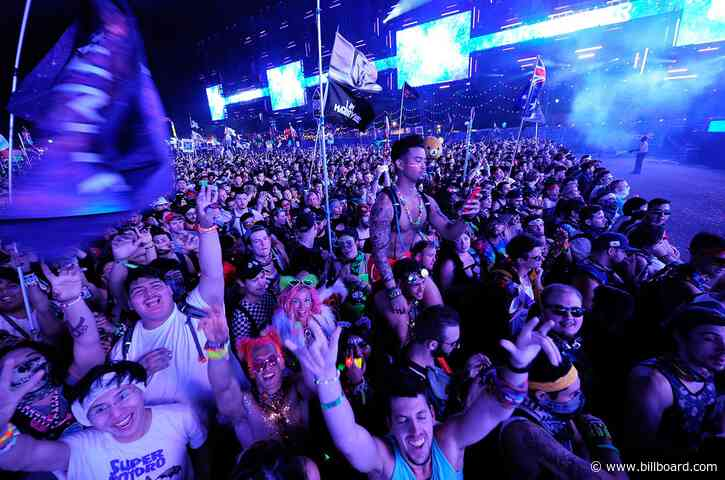 Electric Daisy Carnival Las Vegas Is On for May: 'Book Your Flights, Hotels & Shuttles'