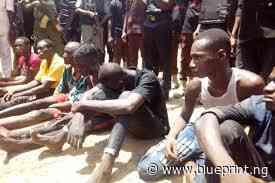 The menace of Shila Boys in Jimeta - Blueprint newspapers Limited