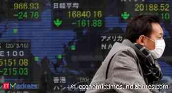 Asia shares loiter as S&P futures climb fresh peak - Economic Times