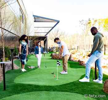 High-Tech Golf Experience Opens in North Fort Worth - Fort Worth Magazine