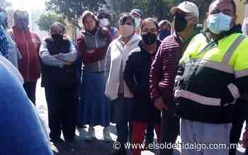 Habitantes de dos colonias en Mixquiahuala exigen seguridad - El Sol de Hidalgo
