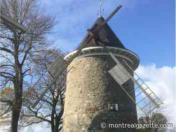 Pointe-Claire windmill still in disrepair two years after storm damage - Montreal Gazette