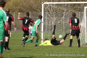 Carberry keeper Roberts a penalty hero as Mid-Solent League Division 2 table-toppers come from behind to beat Cowplain - Portsmouth News