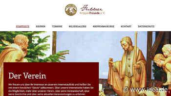 Jahreskrippe mit Kreuzigungsszene in Fulda eingeweiht: idea.de - idea.de - Das christliche Nachrichtenportal