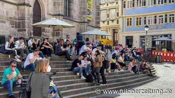 Corona in Tübingen: Öffnungen mit Schnelltests bergen Gefahren - Fuldaer Zeitung