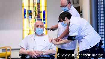 Corona in Hessen: Inzidenz sinkt wieder - Ostern weniger Tests - Hausärzte startklar - Fuldaer Zeitung