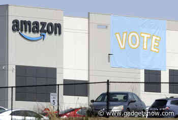 Roughly 500 ballots challenged in Amazon's landmark union election
