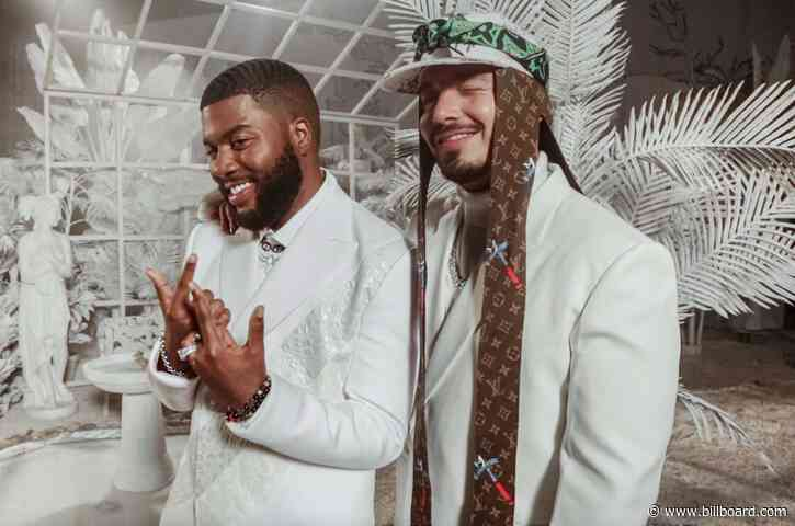 J Balvin & Khalid Team Up for Soulful Reggaeton Duet 'Otra Noche Sin Ti': Watch