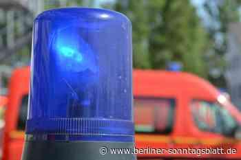 Dahlwitz-Hoppegarten - Motorradfahrer stirbt bei Frontalzusammenstoß mit Auto - Berliner-Sonntagsblatt