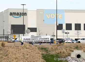 Amazon Takes Early Lead as Labour Union Vote Count Gets Underway