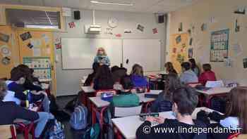 Rencontre avec une journaliste au collège de Font-Romeu-Odeillo-Via - L'Indépendant