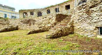 FRATTAMAGGIORE. Il gruppo MecDab restaura la Tomba di Agrippina a Bacoli. L'annuncio del Sindaco della cittadina flegrea Josi Gerardo Della Ragione - Landolfo Giuseppe